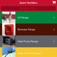 In addition to the new website, Grant UK has released the TechBox App for mobile devices