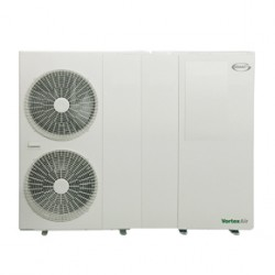 VortexAir hybrid oil boiler and heat pump