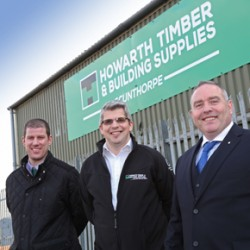 New Howarth Timber appointments