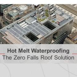 IKO Hot Melt Waterproofing cpd