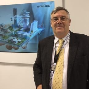 Howard Chapman, Buildingtalk Editor