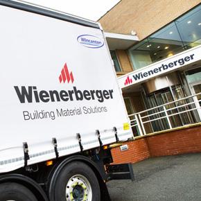 Wienerberger truck