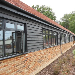 Kingspan TEK Building System at RHS Wisley