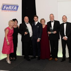 FeRFA Awards for resin flooring projects