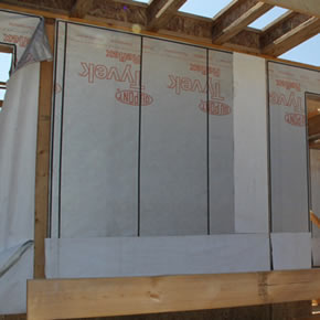 DuPont Tyvek Reflex advanced breather membrane