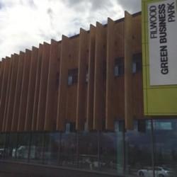 Natural ventilation for Filwood Green Business Park