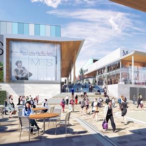 Prater to deliver external envelope package for Bracknell town centre redevelopment