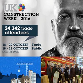 UK Construction Week returns to Birmingham
