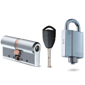 ABLOY UK CLIQ system