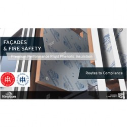 Façades and Fire Safety: Routes to Compliance CPD