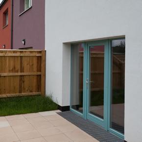 Basic 1 external wall insulation system