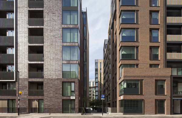 Kingspan Kooltherm utilised at Fitzroy Place