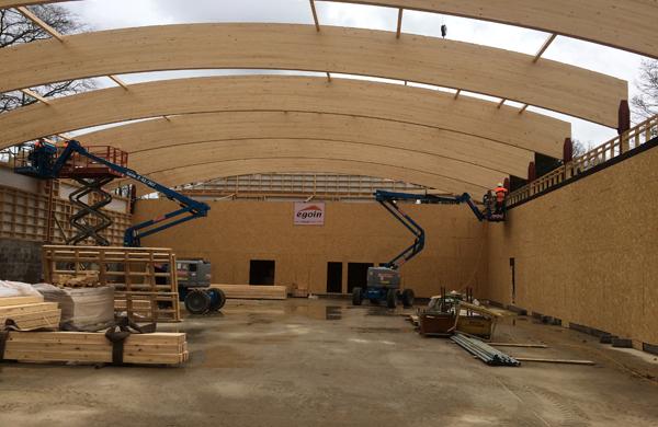 Nor-Ray-Vac system at Jarrett Indoor Cricket centre