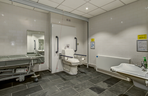 Changing Places toilets offer inclusion for all