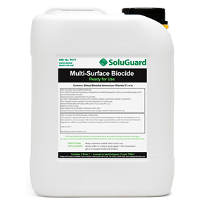 SoluGuard Multi-Surface Biocide, a biocidal solution