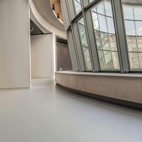 ComfortFloor resin flooring