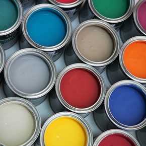 Crown Paints' colour specification service