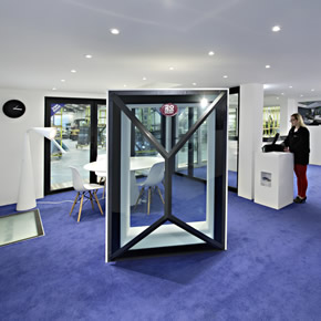 Roof Maker opens new showroom