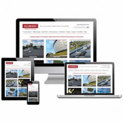 Alumasc Roofing Systems' new website for mobile devices