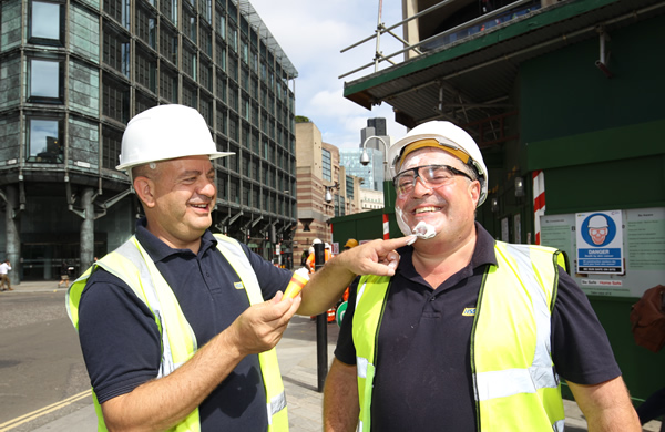 Staying sun safe on site with HSS Hire