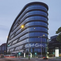 ArtGen benefits from CW 50-HI curtain walling