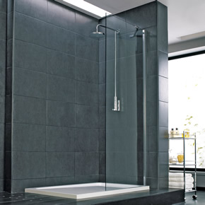 Flight Safe anti-slip shower trays