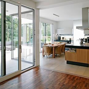 PAS 24 certified sliding doors