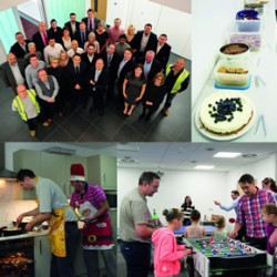 Wellbeing in the workplace at Schlüter-Systems