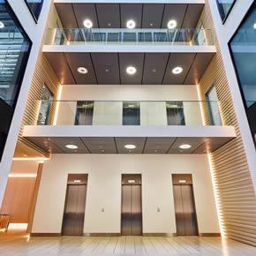 Ahmarra Installations for 77 Shaftesbury Avenue