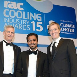 Air conditioning and heat pump product awards
