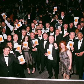 The West Midlands Celebrating Construction Awards winners