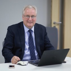 John Bailey, commercial & renewable systems sales director for Vaillant