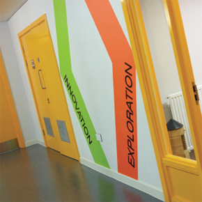 Interior considerations in education environments