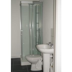 Saniflo Kinedo Horizon cubicle