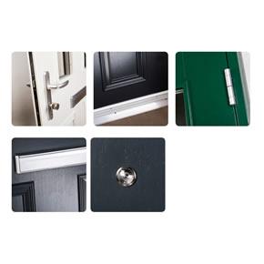 NTech security door