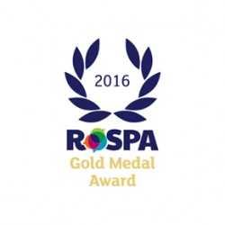 Stannah achieves RoSPA Gold Medal Award