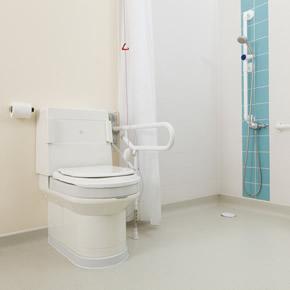 Clos-o-Mat Palma Vita wash and dry toilets