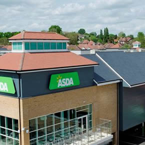 Duquesa slates for ASDA store