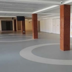 CONIFLOOR industrial resin flooring
