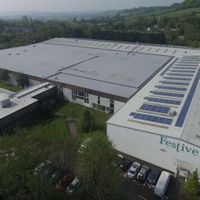 Protan pvc membrane delivers prefabricated roofing solution for Prefabricated roofing systems