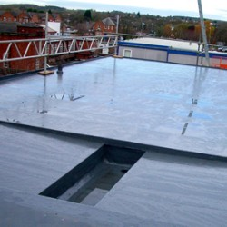 Triton liquid applied waterproofing system