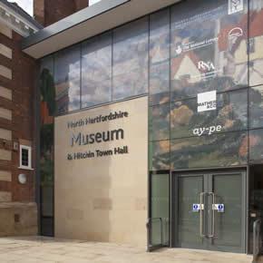 North Hertfordshire Museum benefits from Kingspan OPTIM-R Flooring System