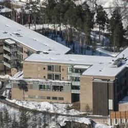 Isolatable relay for Stovner Forest Nursing Home