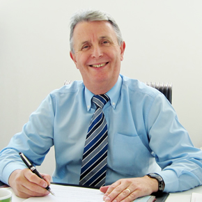GGF Chief Executive, Nigel Rees