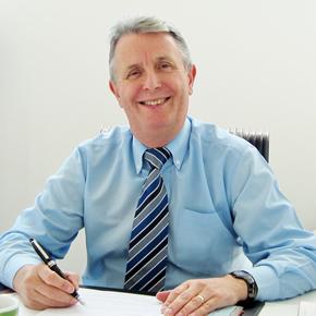 GGF Chief Executive, Nigel Rees