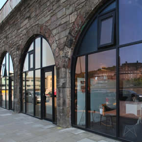 Senior Architectural Systems glazing solution
