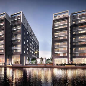PURe specified for New Union Street development
