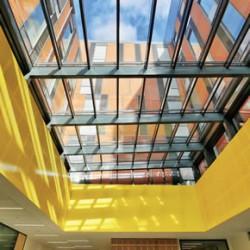University of Leicester's Passivhaus centre for medicine