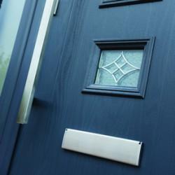 Contemporary door suite from Door-Stop