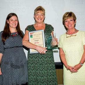 Trimble wins a RISE Award for Tekla Campus
